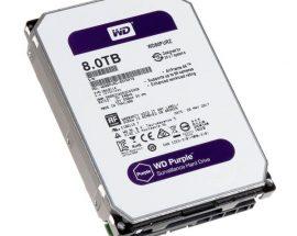 Жесткий диск Western Digital WD80PURZ