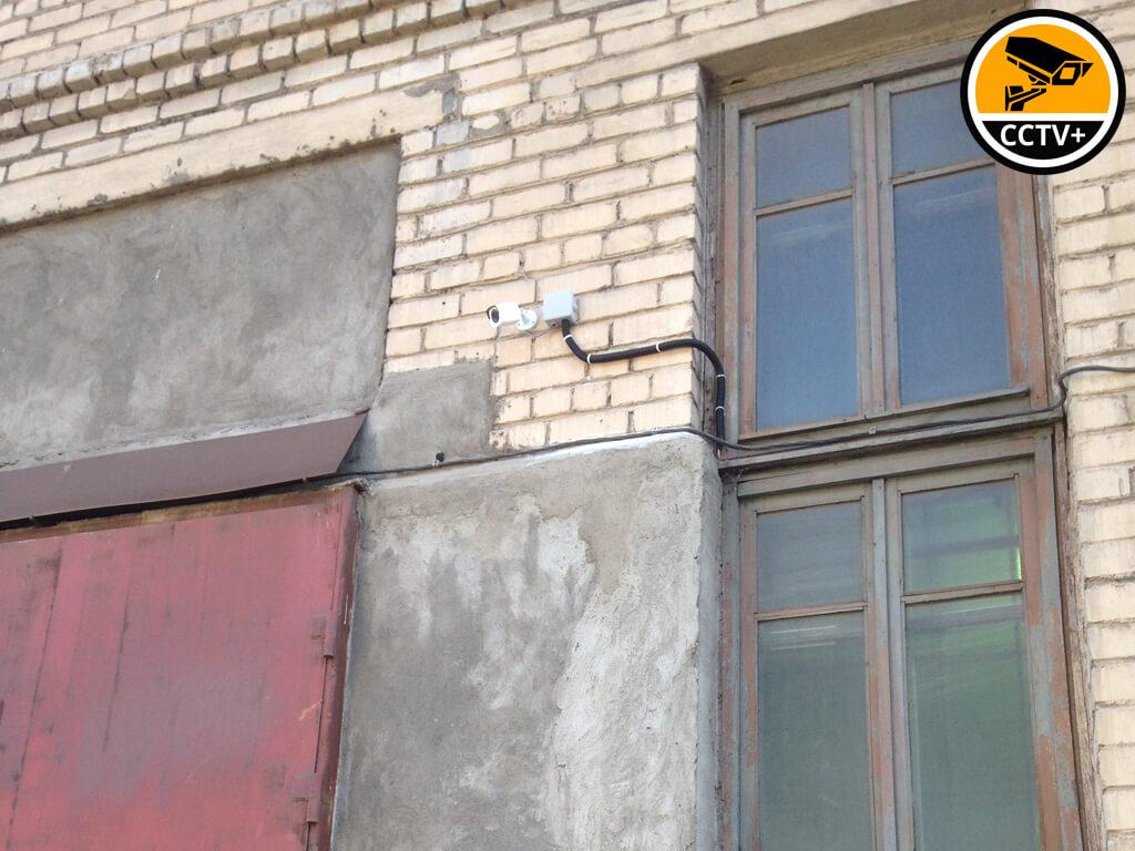 Монтаж СВН на складе ГарантПро