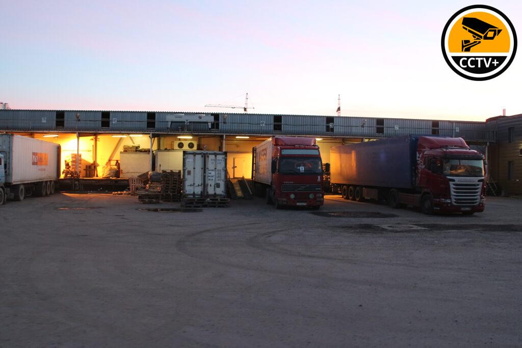 Модернизация СВН на складе Вектормит