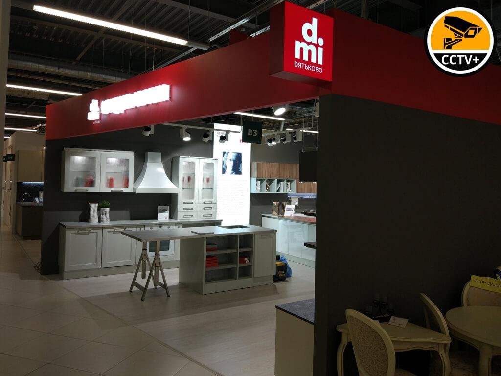 Монтаж СВН в МЦ 12 стульев DMI-Кухни