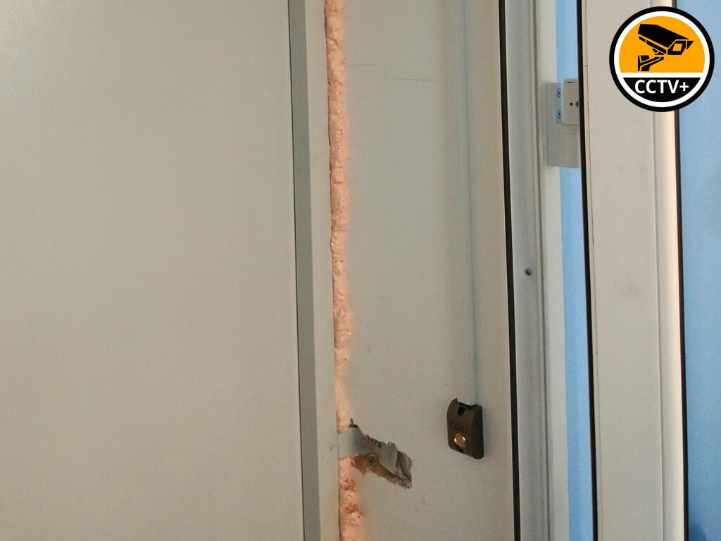 Монтаж СКД в офисе РИОН+