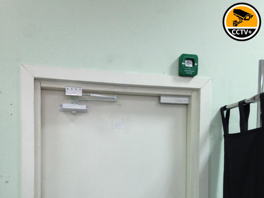 Модернизация СКУД в офисе 1001 Платье