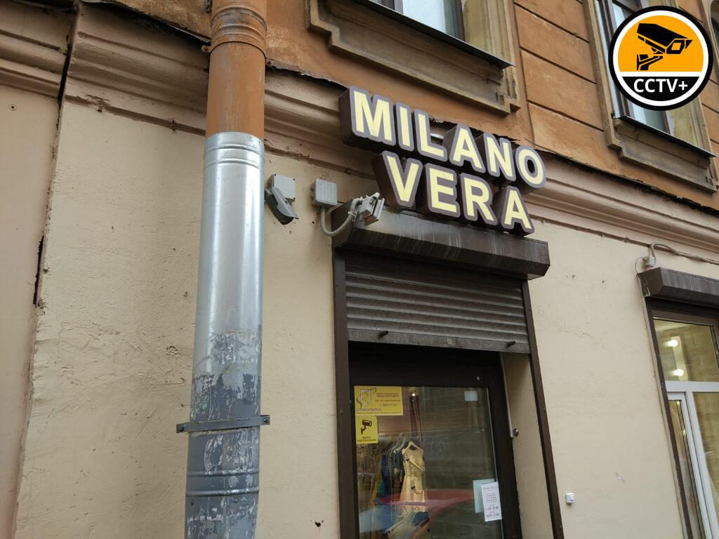 Монтаж СВН в Милано Вера Петроградская