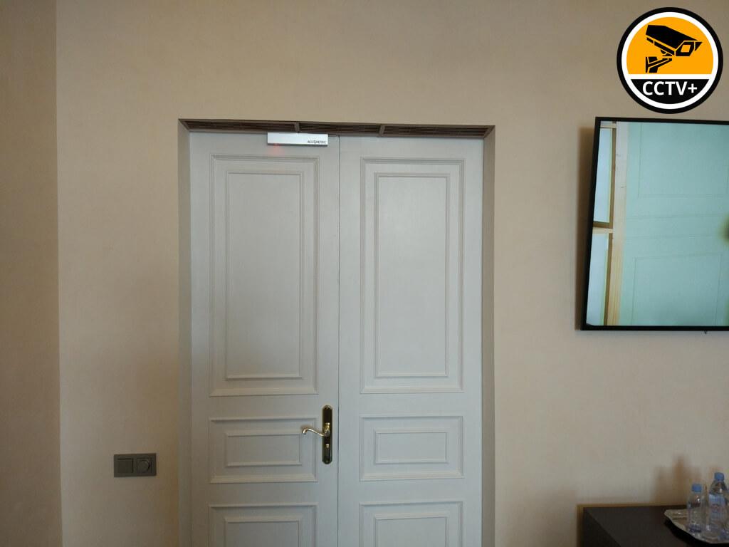 Монтаж СКД в офисе Антей