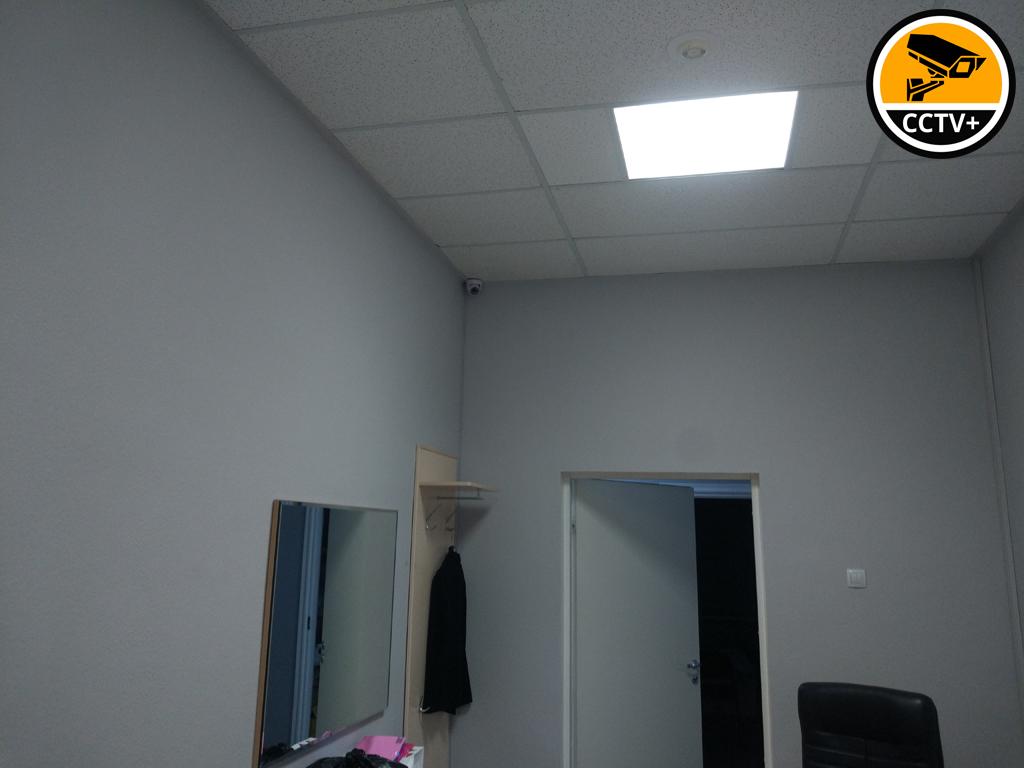 Монтаж СВН в офисе DMI