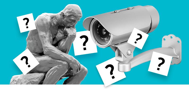 Топ заблуждений об IP видеокамерах