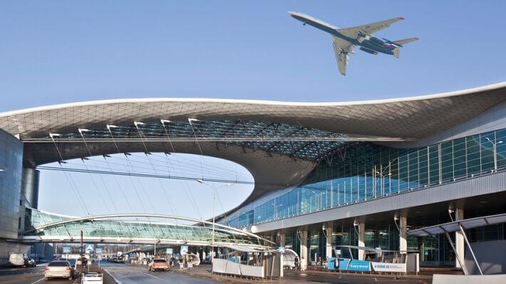 Биометрические турникеты в аэропортах
