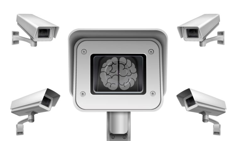 К 2025 году в мире будет 350 млн умных камер
