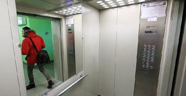 Организация видеонаблюдения в лифте